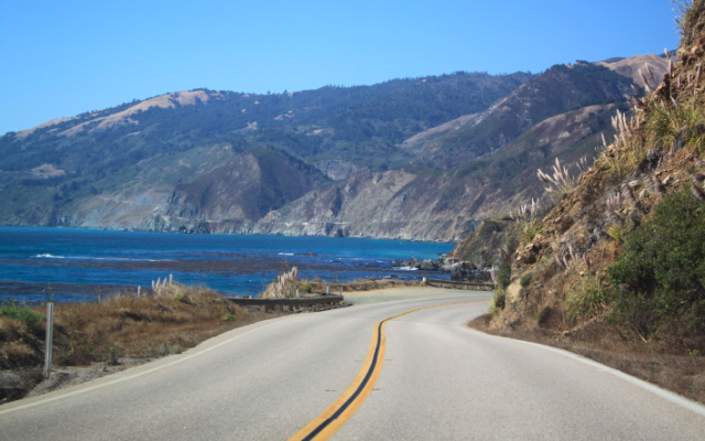 Day 16: Mountains, Sunsets and the PCH