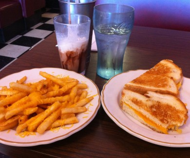 Day 11: Cheesy Lunch in North Park