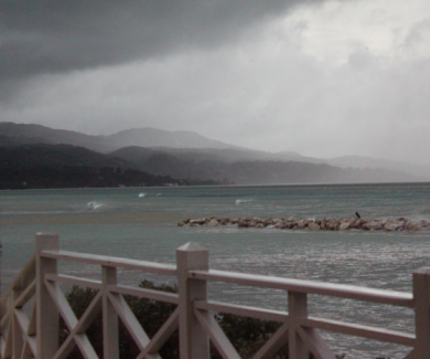 Day 23: Stuck in Jamaica