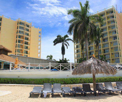 Staying All Inclusive at Sunset Beach Resort in Jamaica
