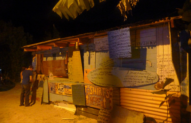 Full Moon Party at Bomba's Shack