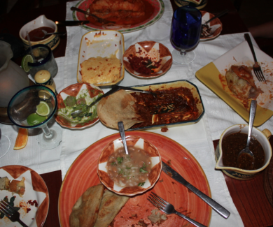 Authentic Mexican Food in Not-So Authentic Cabo San Lucas
