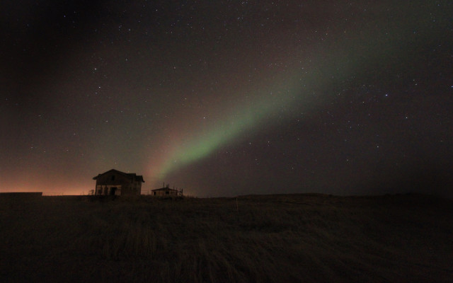 The Hunt for the Northern Lights in Iceland