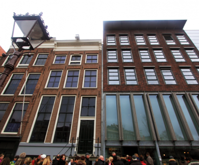 My Emotional Visit to The Anne Frank House in Amsterdam