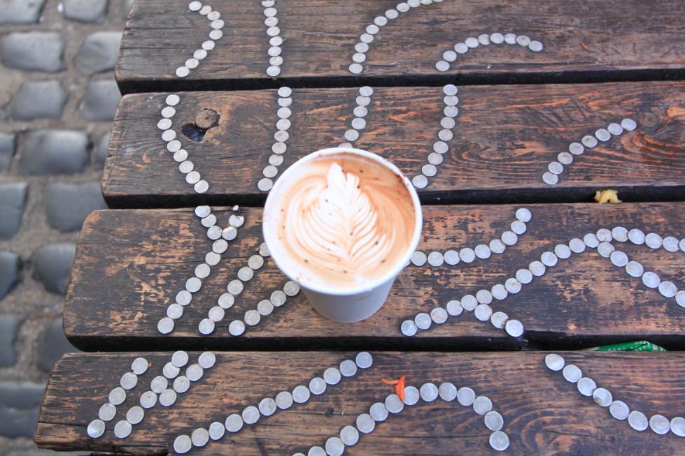 Caffe Mocha Art