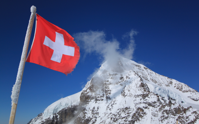 JUNGFRAUJOCH: TAKING THE LAZY TRAIN TO THE TOP OF EUROPE
