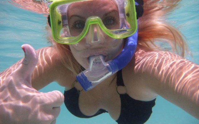 THAT TIME I THOUGHT SCUBA DIVING WOULD BE EASY